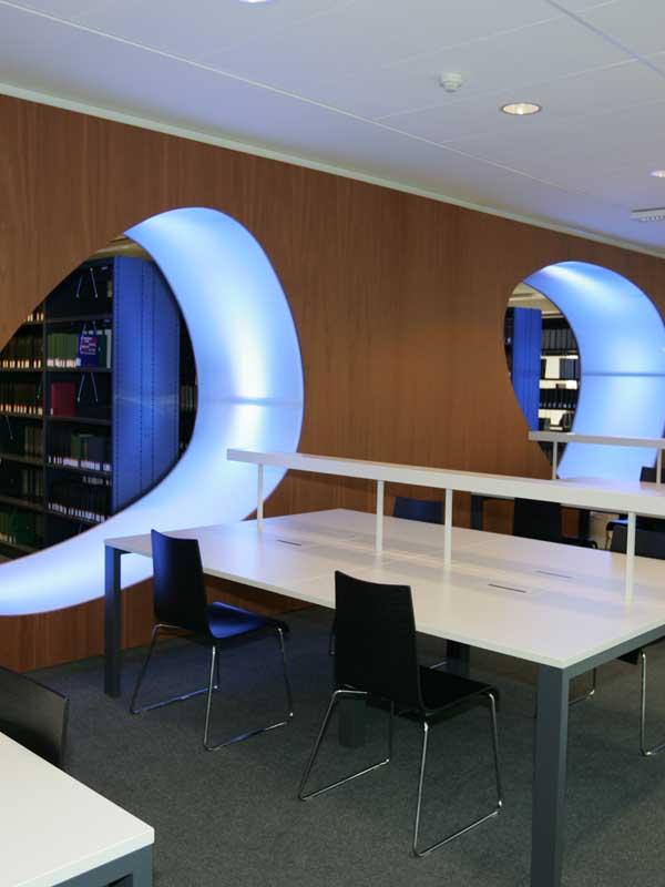 Bibliotheek-lciht