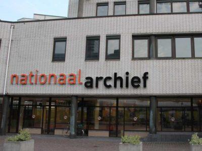 Nieuwe directeur Nationaal Archief