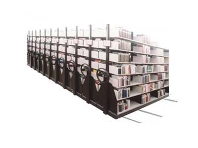 Mediatheek© verrijdbare bibliotheekstellingen