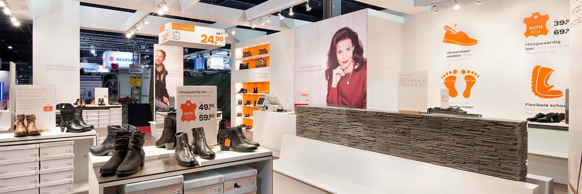 Waarom het met schoenenwinkel van Haren wel goed gaat