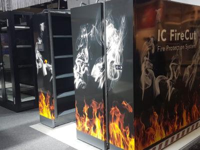 Exponatec in Keulen - Brandwerende museumopslag van Infiniti Concept